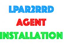 lpar2rrd agent