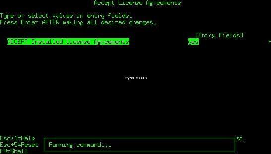 AIX 7 1 to 7 2 Migration without CDROM | Cloud Devops Unix Linux