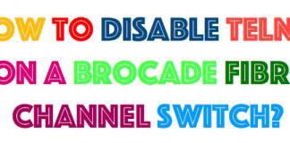 disable telnet